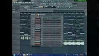DJ Antoine ft. The Beat Shakers - Ma Chérie (DJ Antoine vs Mad Mark 2k12 Edit) Remake Fl Studio