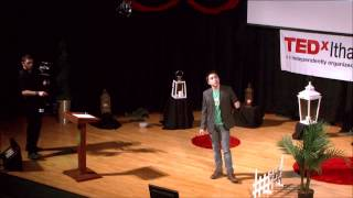 Leave a trace -- improving the natural world: Alec Mitchell at TEDxIthacaCollege