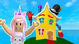 ROBLOX Escape The Crazy Fun House Obby Kunicorn Juega Roblox