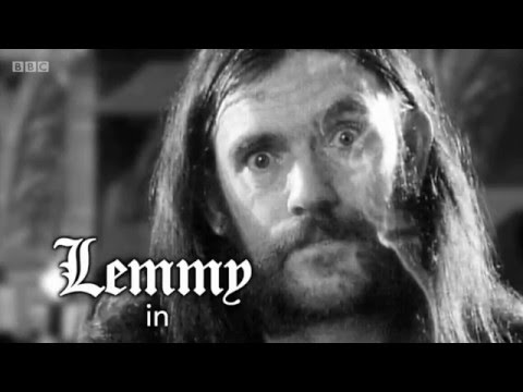 Lemmy   In His Own Words  2016