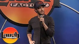 Stealing Booze | Josh Wolf | Stand up Comedy