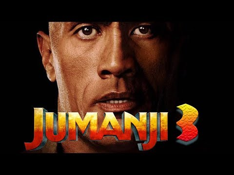 Jumanji 3 – official Dwayne Johnson Announcement! Kevin Hart dies! (2019)