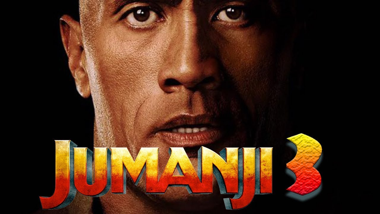 Jumanji 3 - official Dwayne Johnson Announcement! Kevin Hart dies! (2019)