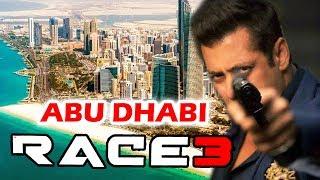 Salman Khan Heads To Abu Dhabi After Finishing the Bangkok Shoot | Race 3