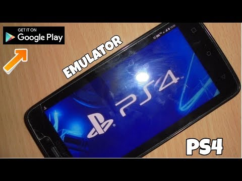 Download PS4 EMULATOR For Android For Free||PLay GTA V In Android For Free||Must Watch 2018