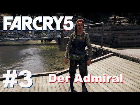 Admiral Quest Skylar / Fishing Guide #3   Far Cry 5   Deutsch   Gameplay   UnderwaterFrank