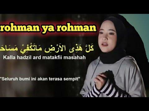 rohman-ya-rohman---nissa-sabyan-gambus-(video-klip)