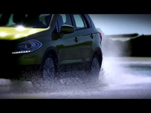 Suzuki all-new C-segment crossover (S-cross)