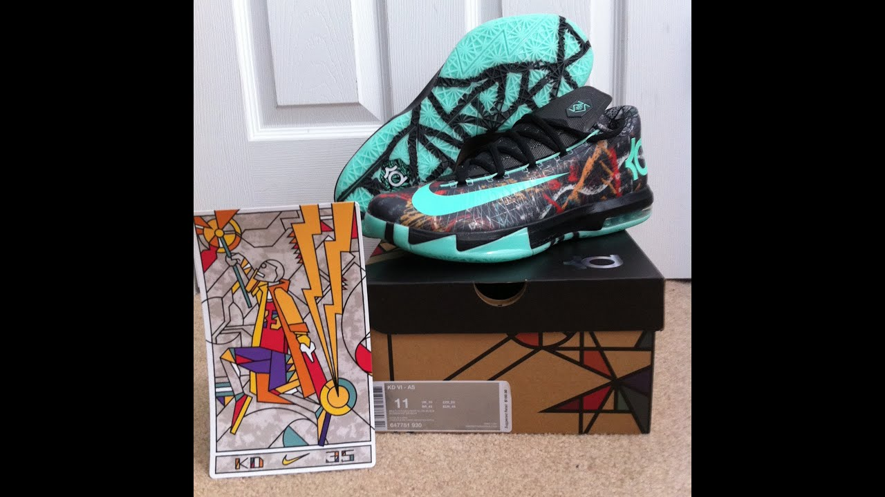 730ee7d2415 Nike KD 6 Illusion