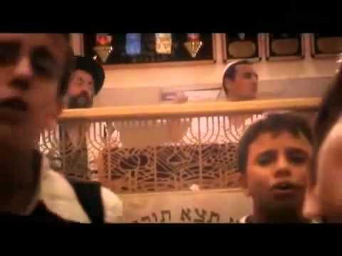 Uma bela música judaica Shalom Aleichem