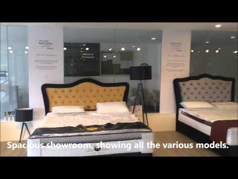 Tilam King Local Singapore Mattress Video New Industrial Road Showroom