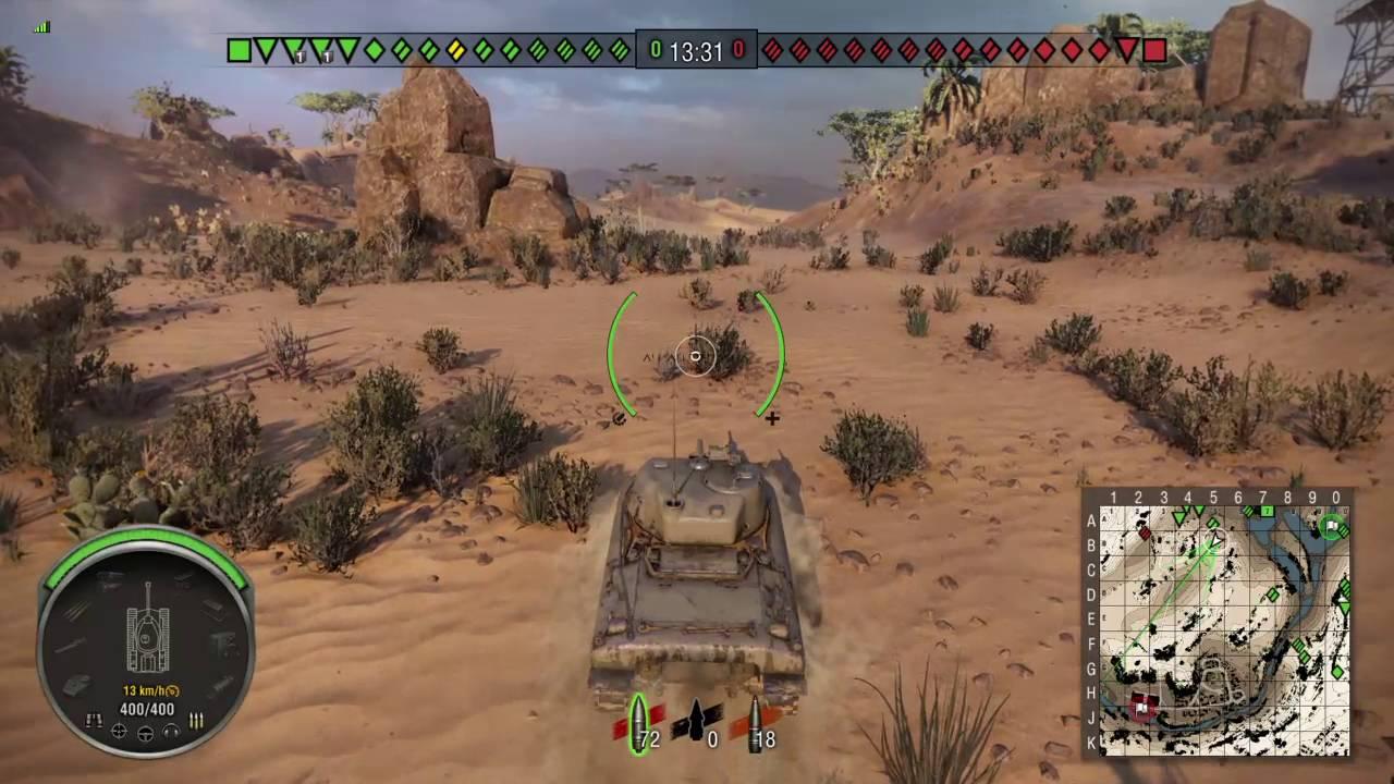 World of Tanks - sexy 12yo boy plays