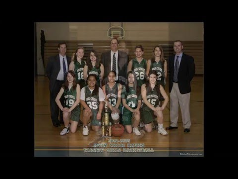 Holy Cross Hawks Basketball 2008-2009