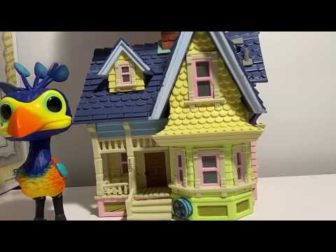 Funko Pop Review : NYCC Kevin W/UP House Box Lunch Exclusive