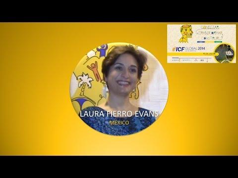 ICF Global Latin America 2014 - Speaker Laura Fierro Evans