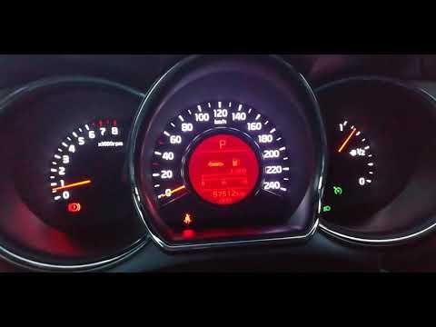 Реальный расход бензина (топлива) Kia Ceed 2014 г.в.