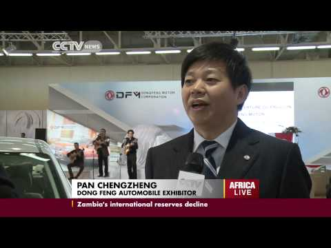 Chinese brands make big impression in Algeria