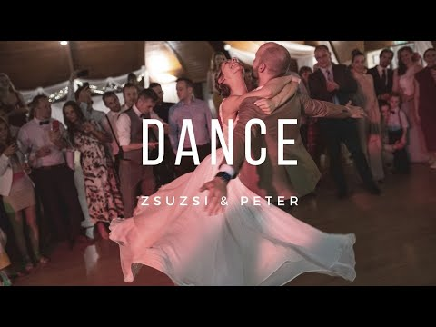 Zsuzsi & Péter  |  First Dance  |  Waltz - Swing - Locking & Waacking