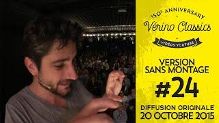 Verino Classics #24 - Atelier flingues à l'école