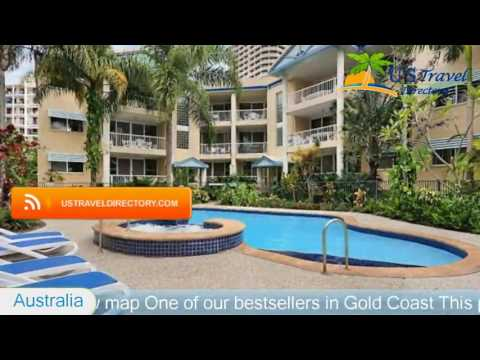 Surfers Beach Holiday Apartments - Gold Coast Hotels,  Australia
