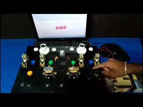 AMF Auto Mains Failure control system training