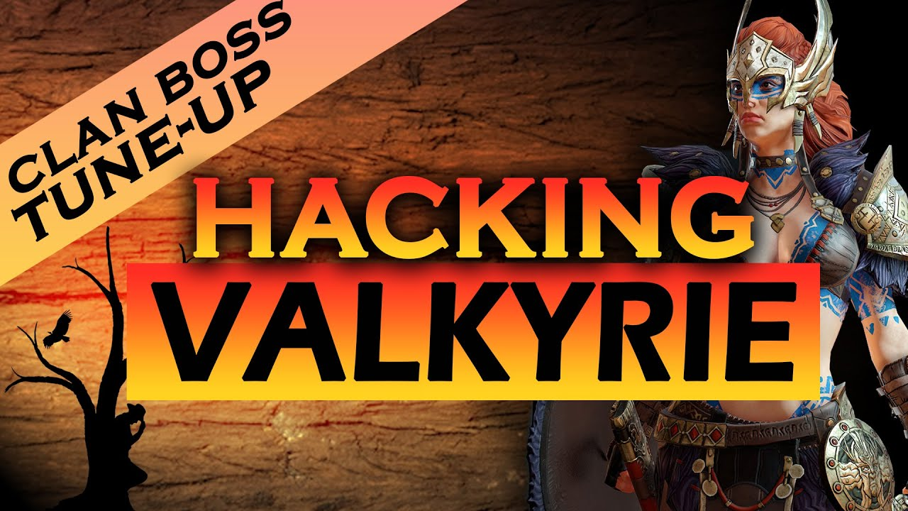 Download Raid: Shadow Legends | Hacking Valkyrie - Outsmarting her Passive!
