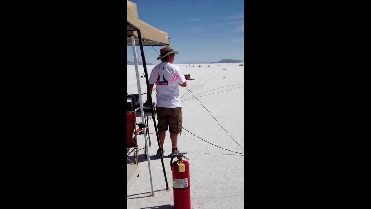 Michelle Baker's Mary Poppins Rocket at HellFire 18