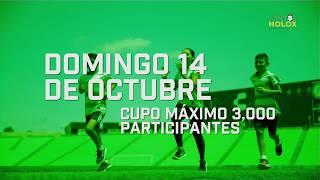 embeded bvideo Carrera Santos-Holox Tercera Edición