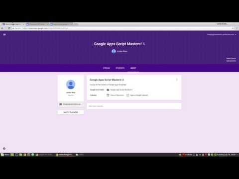 Deploying a Google Apps Script Web Application PART 2