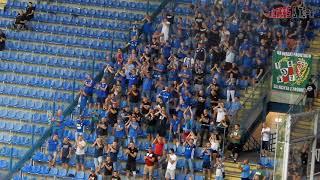 E: Wisła Kraków - Miedź Legnica [Miedź Fans]. 2018-07-27