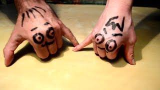 Умпа Crazy (рын-ты-ты-тын) | Смешные пальчики