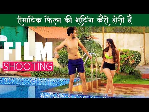 Travel To Hindi Film Shoot Ft. Ruma Sharma & Anas Khan | Thriller | Bollywood Vlog 02