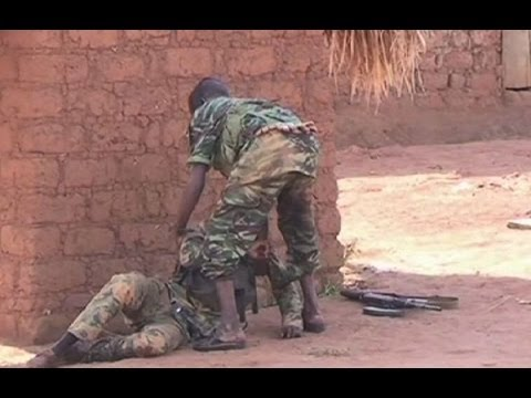 Violence in Central African Republic reaches unprecedented levels