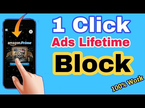 মাত্ৰ 1টা Click ত ম'বাইলৰ  Ads Block কৰক । How to remove Pop up Ads from Android Mobile। 2019 Trick