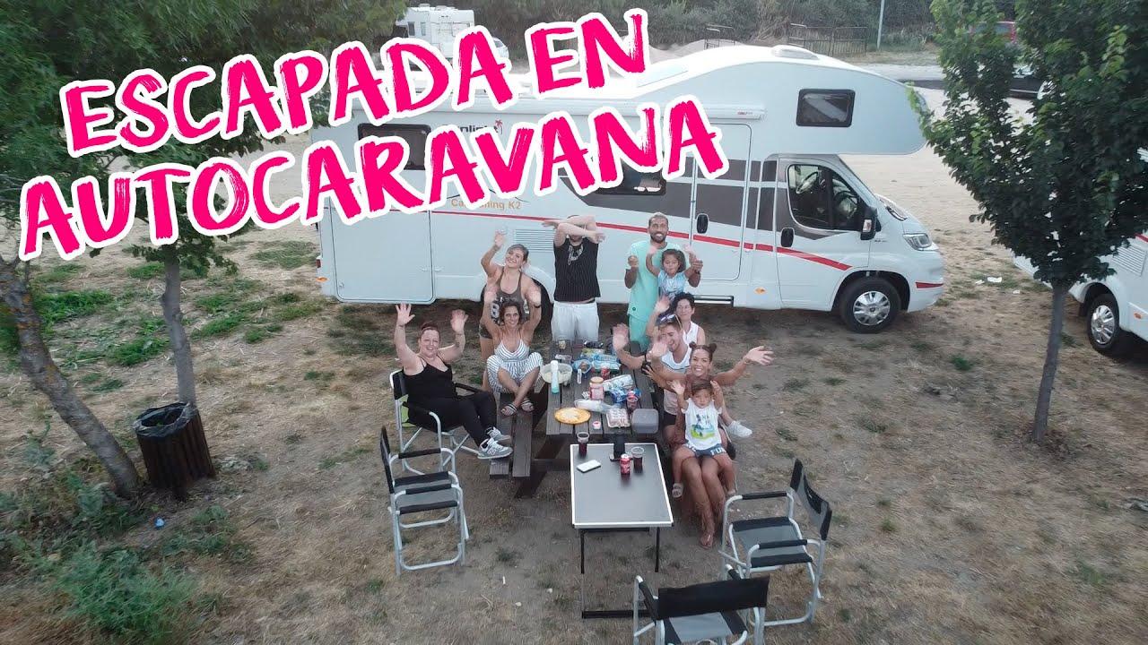 Escapada En Autocaravana | Finde En Familia Y Amigos