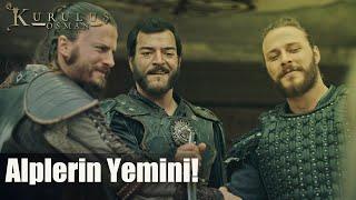 Alplerin yemini! - Kuruluş Osman 57. Bölüm