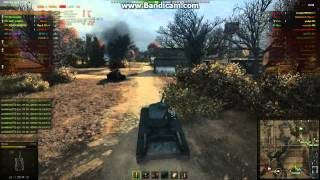 World of Tanks Review - FCM 50 t: Same-Same but different?!(2/2)