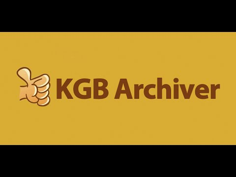 Como Instalar o KGB ARCHIVER no Windows 7 (funfa em 32 e 64bits!!)