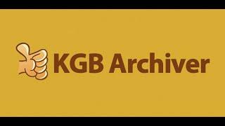 Como Instalar o KGB ARCHIVER no Windows 7 (funfa em 32 e 64bits!!)