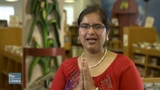 Welcome to the Library  पुस्तकालय में आपका स्वागत है  (Hindi)