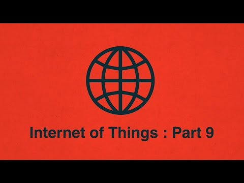 Internet of Things 9 : Smart Waste Management