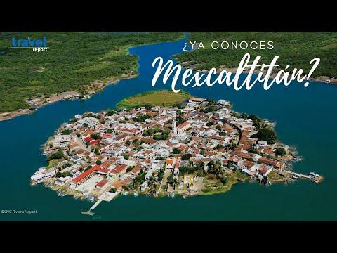 ¿Ya conoces Mexcaltitán?