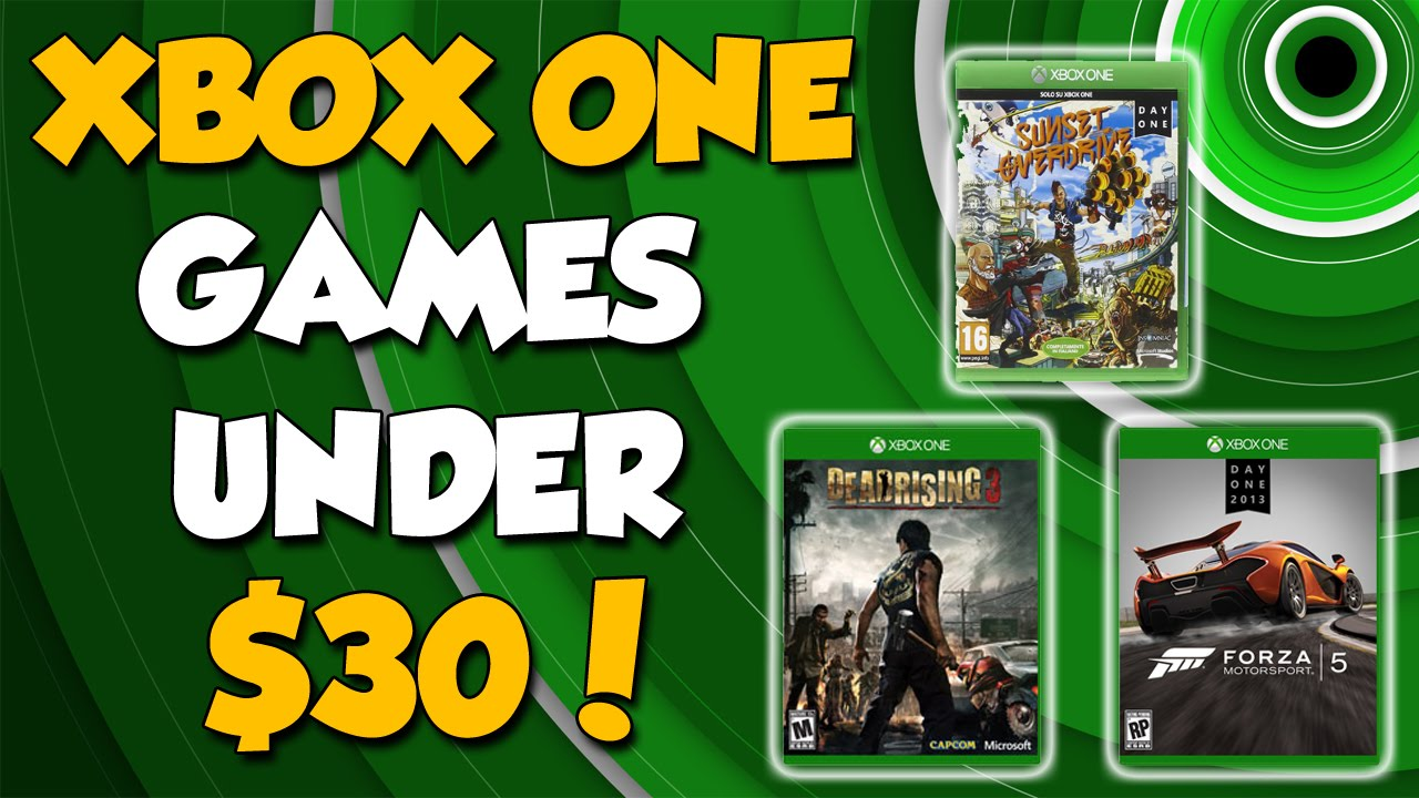 Good Games On Xbox One For 20 Jidigame Co