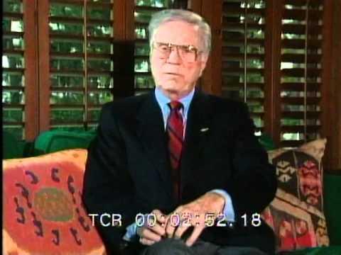 Jackie Cooper 1999 Interview Part 1