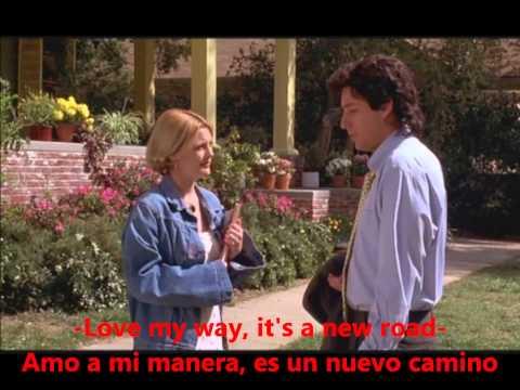 Wedding singer-Love My way (Subtitulo Inglés-Español)