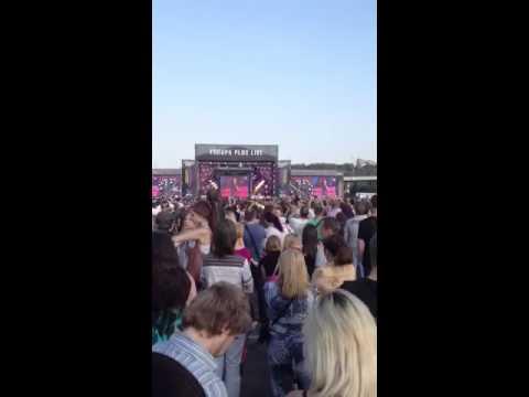 Лужники Европа плюс live 2012