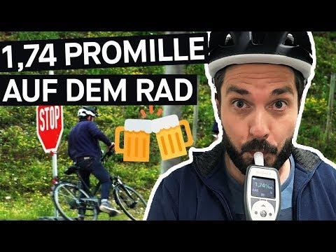 Selbstversuch: Betrunken Fahrradfahren -  Wie Gefährlich Ist Es Wirklich?    PULS Reportage