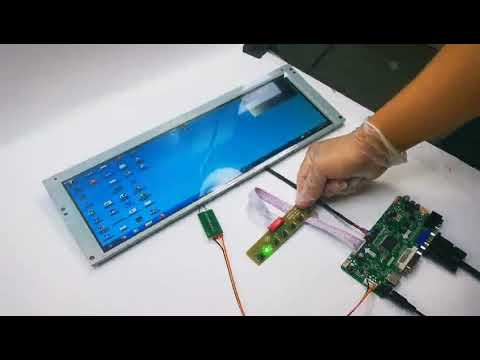 DIY arcade lcd LTA149B780F 14.9 inch 1280x309 industrial LCD screen
