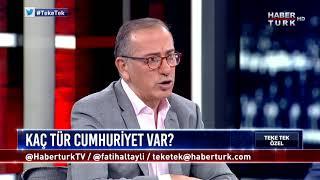Teke Tek Özel - 29 Ekim 2017 (Cumhuriyet)