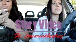 Someone Called the Cops on Us! Story vid w/ @mariahbechaz